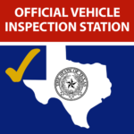 Official Vehicle Inspection Station Icon