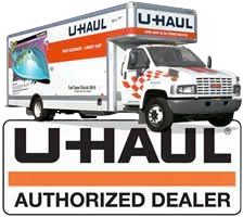 Uhaul authorized dealer logo